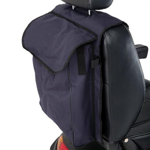 Rygmonteret taske