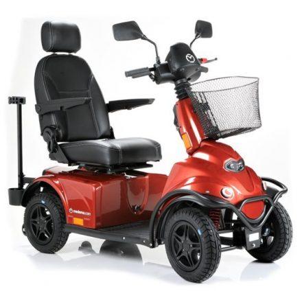 Mini crosser X1 - 4 hjul